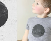 INK&WIT Kids Moon Dweller T-shirt