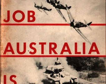 The Job Australia Is Doing - Vintage Book