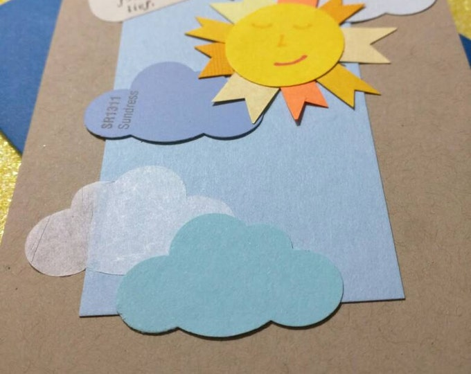 Sunny Skies (Sundress Song) // Cards For Encouragement