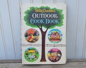 Betty Crocker's Outdoor Cookbook -  Glamping - Camping - Trailer - Royal Hill Vintage