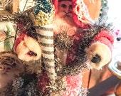 Cotton Batting Ornament Tutorial