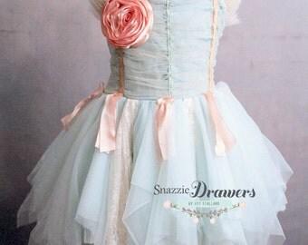 Girls Dress PDF Sewing Pattern Isla Eve