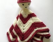 Custom Order Reserved Listing, Baby Cuddle Blanket