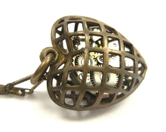 Caged Time ... Steampunk