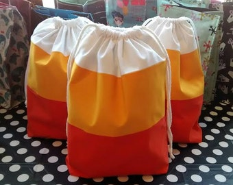 20% Off! Made By Hand - Trick-Or-Treat Bag - Candy Corn