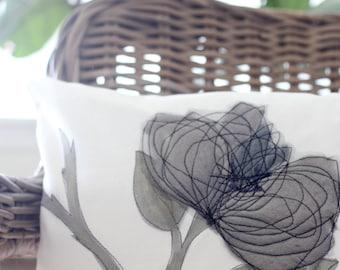 Shades of Grey Cushion Cover