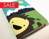 SALE 50% OFF Louie Adventure Pocket Notebook