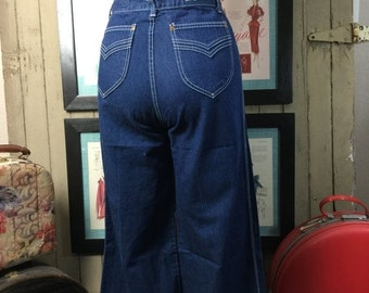 Fall sale 1980s jeans 80s pants james jeans size medium high waist jeans straight leg jeans long inseam