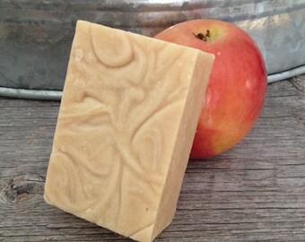 Apple Orchard & Mango goat milk soap - A delicious new seasonal - Ltd.