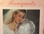 Bridal Bouquets Vintage Pattern Book by Leisure Arts