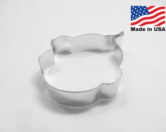 Baby Face Metal Cookie Cutter