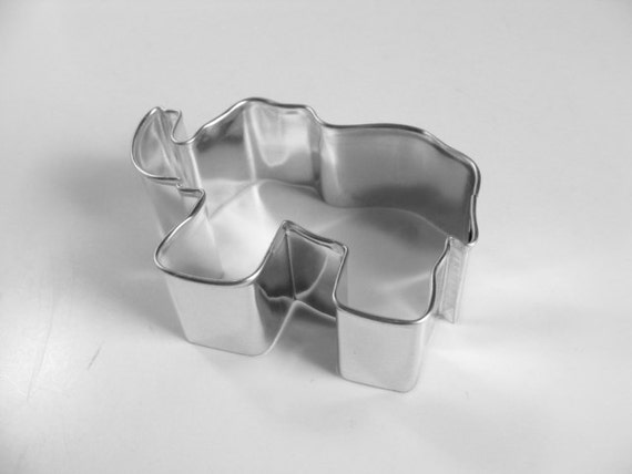 Elephant 3 inch Cookie Cutter