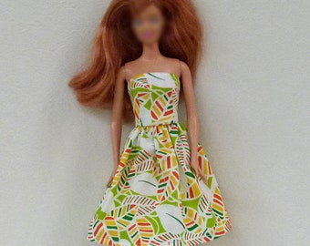 "Fashion Doll Dress for 11.5"" Dolls"