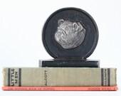 Vintage Bulldog Bookend