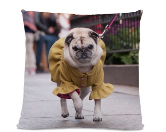 Photo Pillow Home Decor Your Own Dog On A Pillow Dog Home Decor