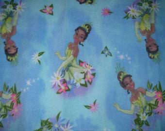 Princess Tiana Blanket