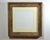 Square picture frame 12x12 with mat for 10x10 or 8x8 photo or print