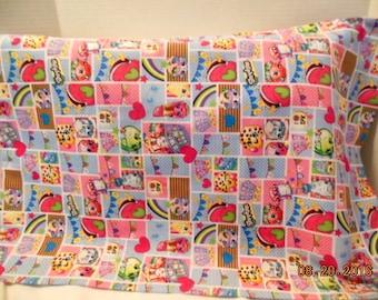 Shopkins Pillowcase