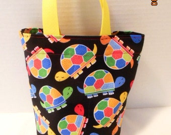 Turtles Purse/Gift Bag/Tote