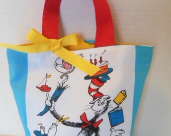 Dr. Seuss Tote/Gift Bag
