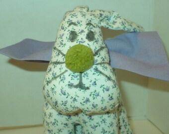 Soft Stuffed Bunny