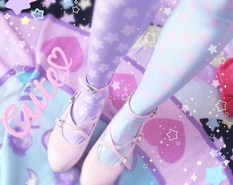 Starry Tights, Fairy Kei Tights