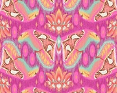 De-stash Sale- Tula Pink and Free Spirit , Eden, Atlas- 2 yard only