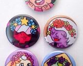 Space Gemstones Pin Set (2 of 2)