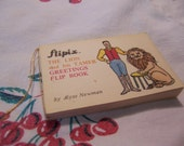 flipix the lion and his tamer flip book