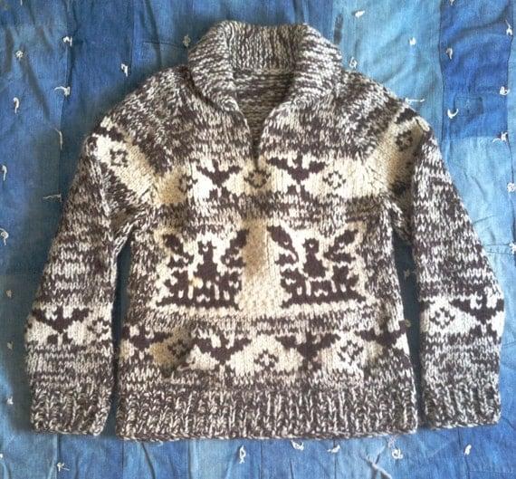 Thunderbird Sweater 114