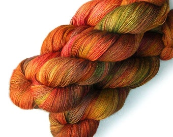 Lace Yarn Baby Alpaca, Silk and Cashmere - Glorious Mums, 1300 yards