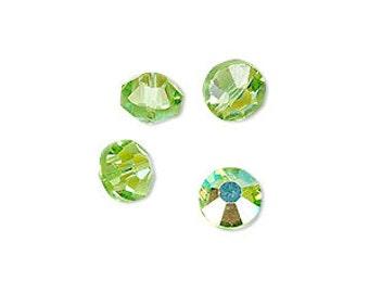 Vintage Swarovski Article 5101 8mm Crystal Pill Beads Multiple Colors (4)