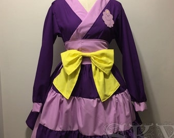 Lumpy Space Princess Kimono Dress