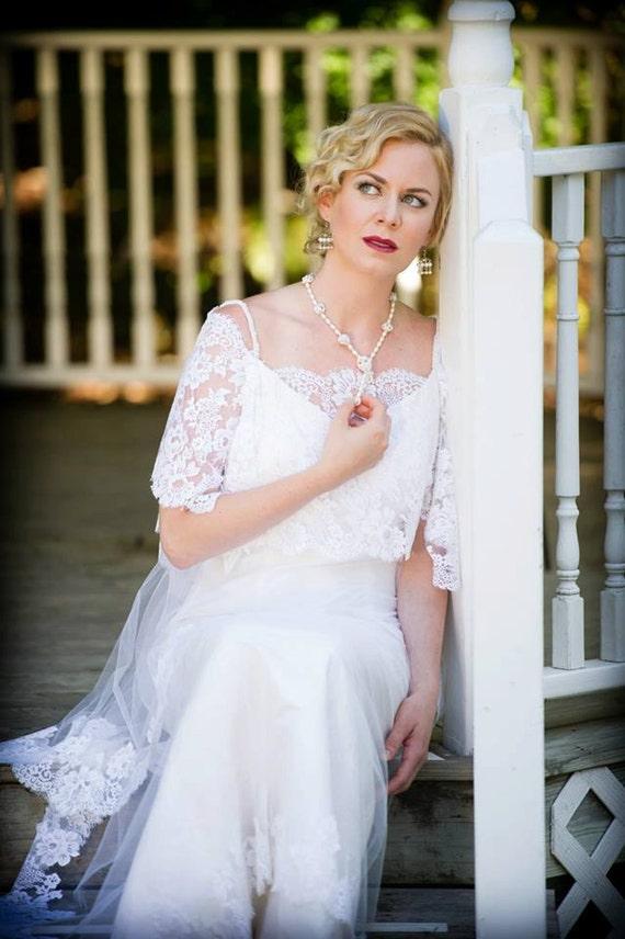 DOWNTON ABBEY Wedding Dress Missy