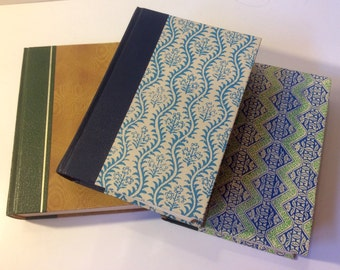 VTG Readers Digest Condensed Books // Decorative Books // Book Decor // Hardcover // Blue Colors