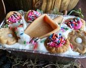 Sugar Cookie Scoop Candle