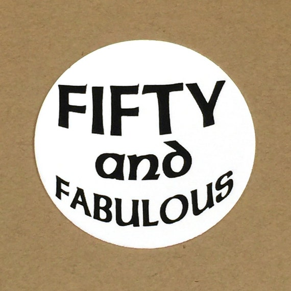 Fifty And Fabulous, Round 1 1/2