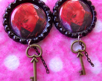 Sexy BIGBANG GDragon Kinky Kpop Earrings