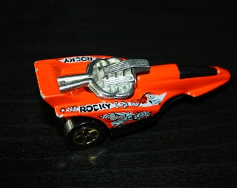 "1984 Hot Wheel ""Rocky"" Diecast Toy Car"