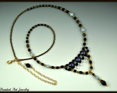 Special order for Rebecca, Swarovski Crystal Beaded Necklace