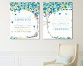 Wedding Song Lyrics Canvas, First Dance Artwork, First Dance Lyrics, Wedding Song Lyric Art, Wedding Song Canvas Print / W-L09-2PS HH5 03P