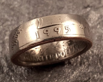 1995 Coin Ring YOUR SIZE 5 to 10.5 MR0705-TYR1995