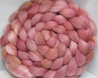 Merino 15.5 Roving Combed Top 5oz - Quince 1