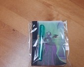 Up cycled MINI Composition Book Disney Sleeping Beauty
