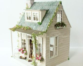 The Old Country House Custom Dollhouse