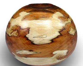 Disorder - Spalted Apple Vessel