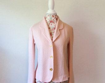 Pink blazer | Etsy