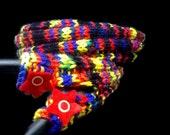multi colored Stethoscope cover