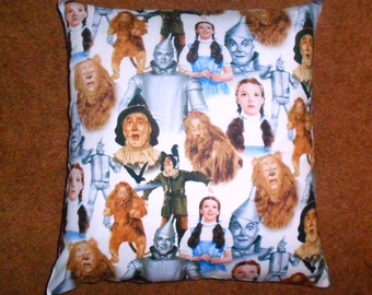 WIZARD of OZ  PILLOW, Unique and Fun