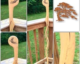 Maple - Butterfly - Walking stick